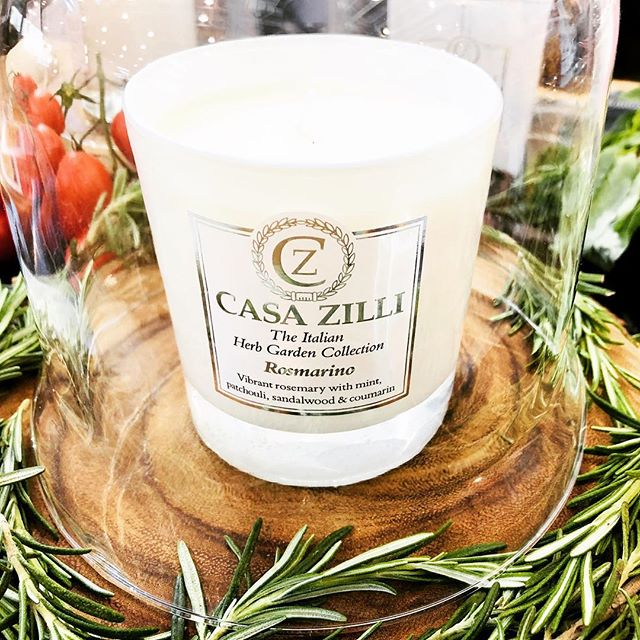 Big hit @eat_drink_festival today !!! #mothersdaygifts #Rosemarino 🇮🇹 #candles ✅