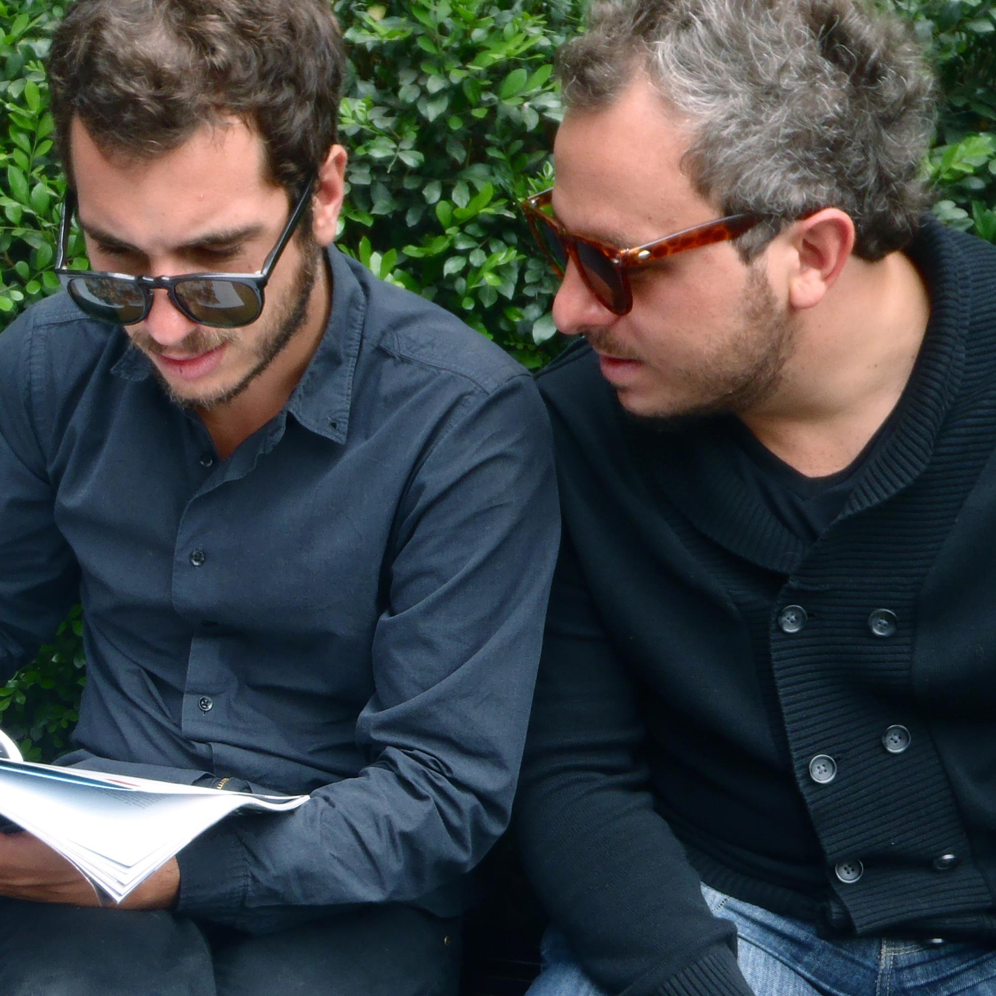 GABRIEL AND MATEO ALAYZA
