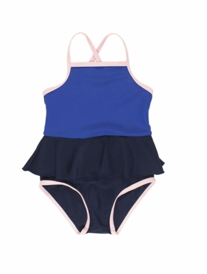 Frill swimsuit - Tinycottons