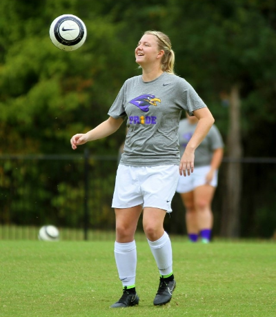 Nicole Johnston, US Student Athlete Graduate, Soccer Smart consultant