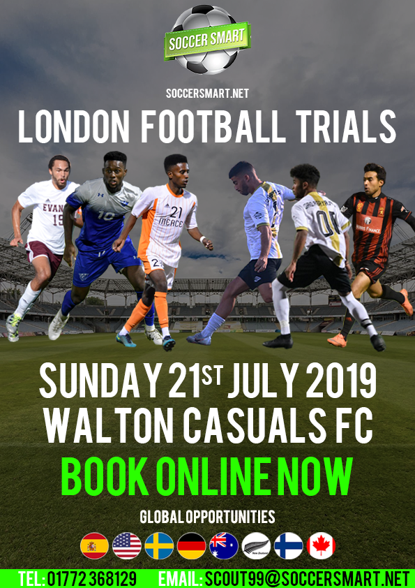 Sign up to our UK football trial now