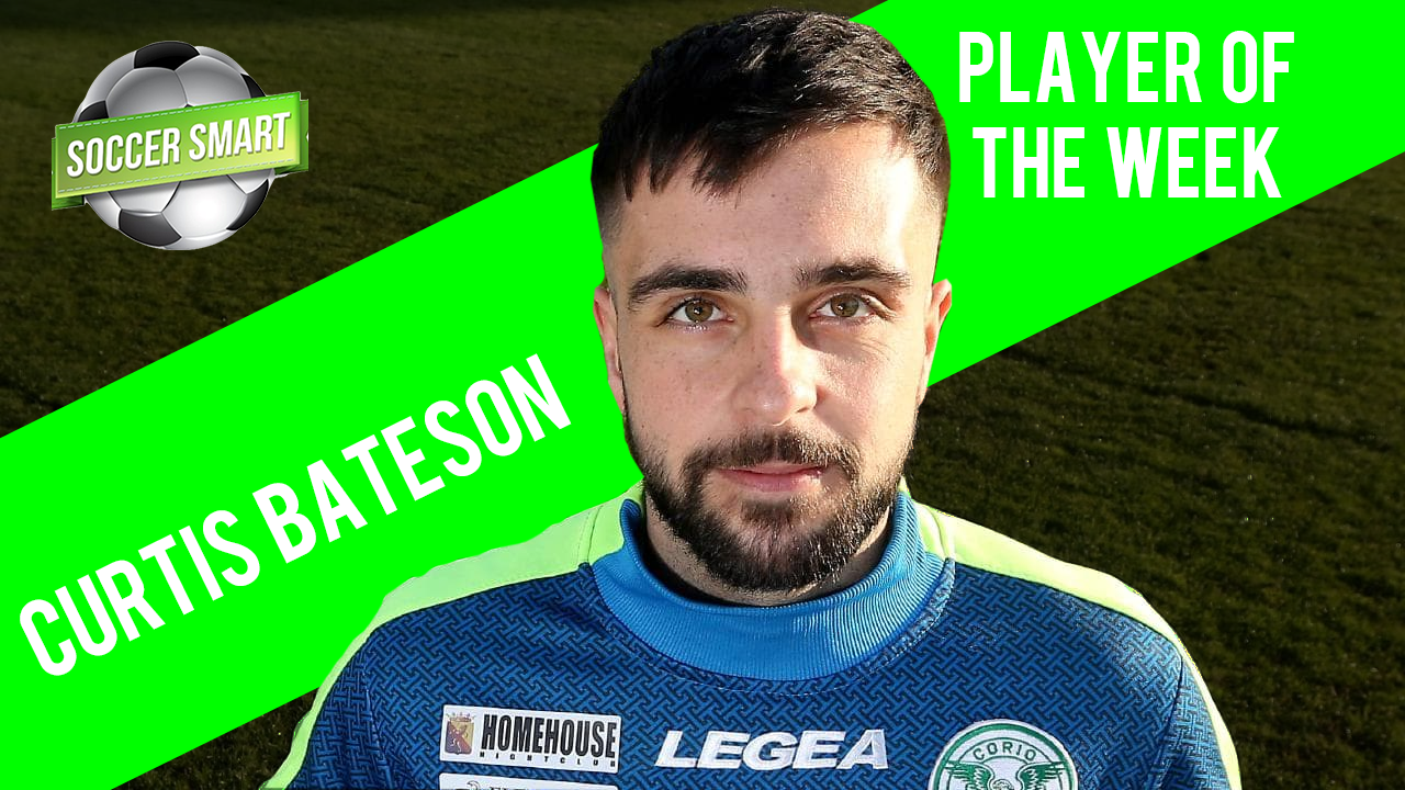 What a success story Curtis Bateson has been!