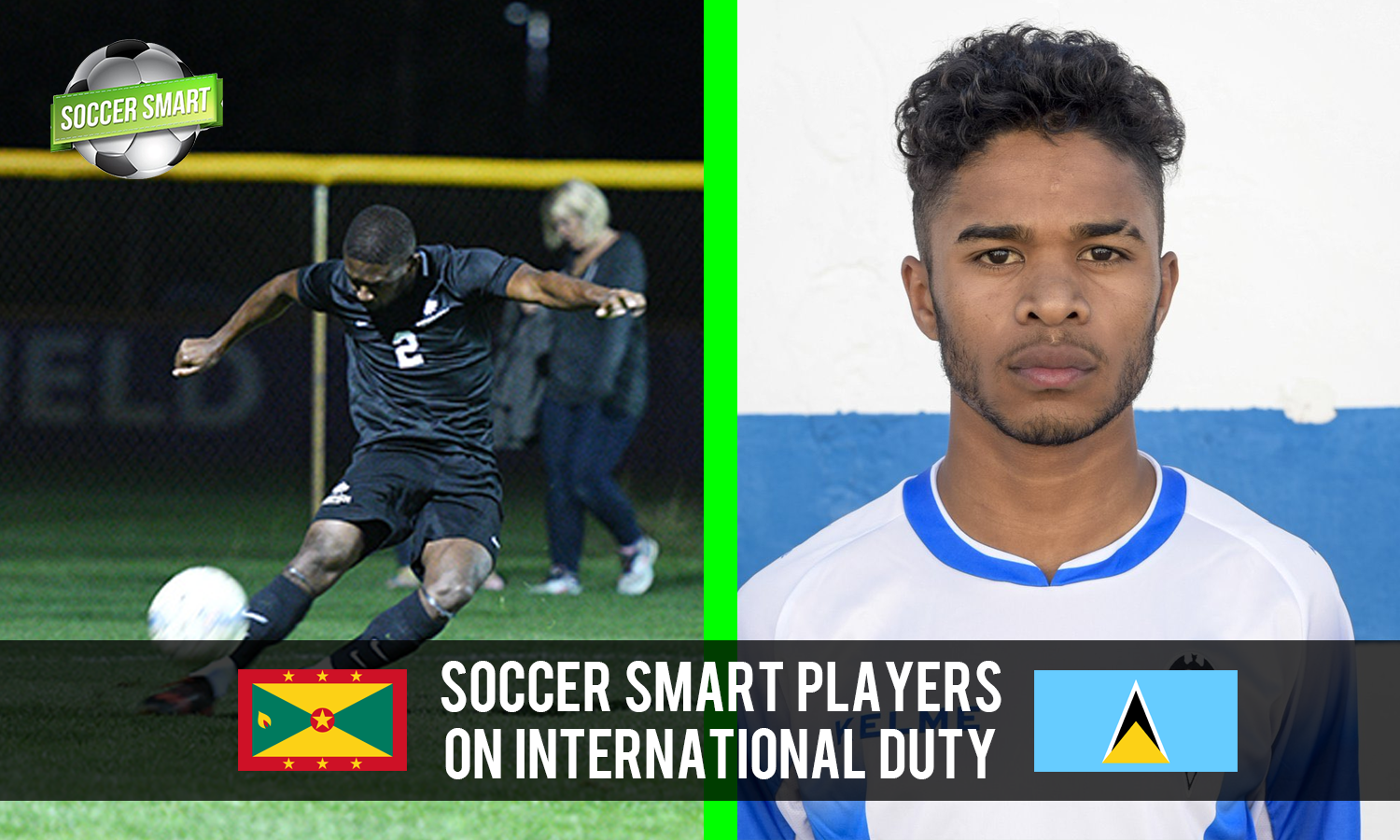 Read our blog on our international players!