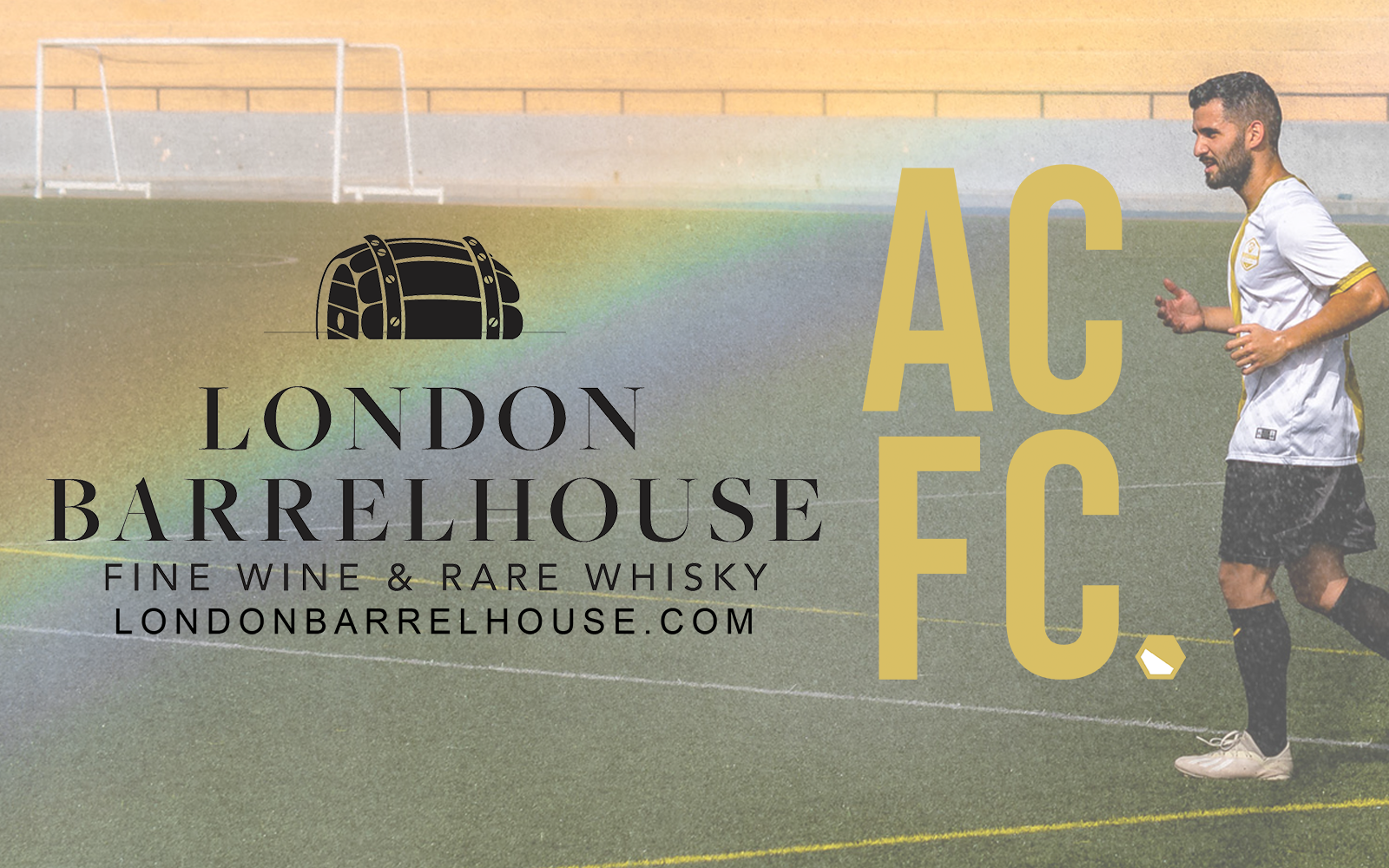 London Barrelhouse and Alicante City FC announce partnership