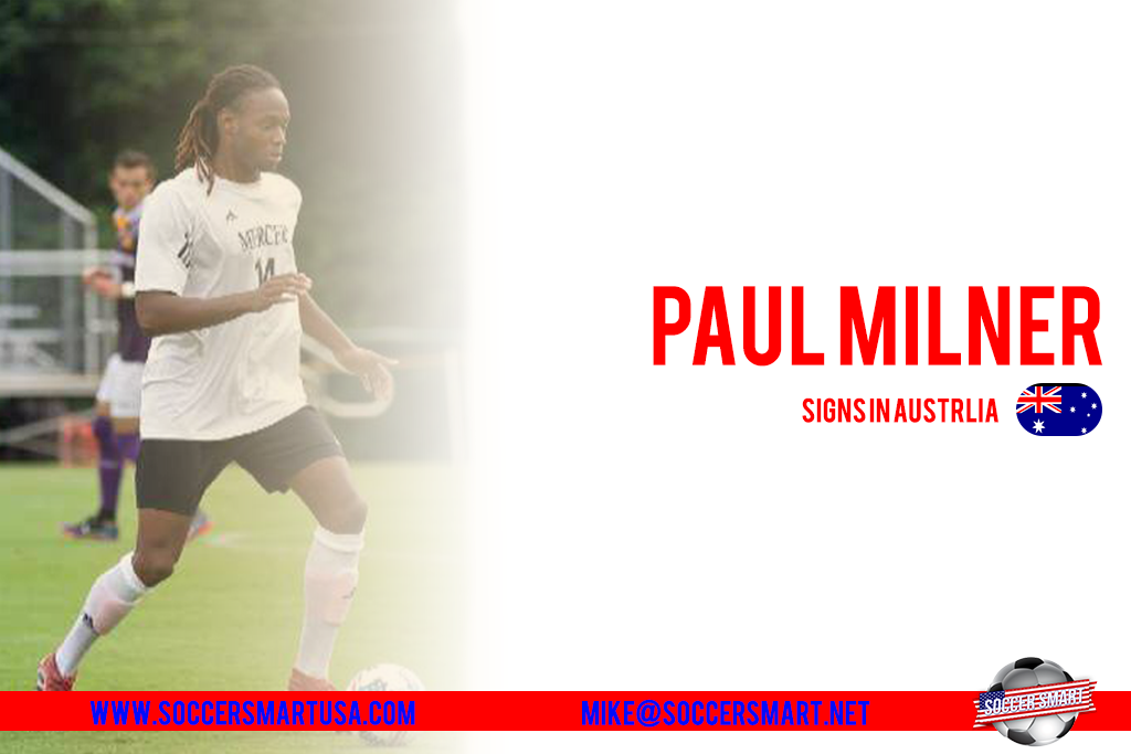 Soccer Smart USA helped Paul play football abroad