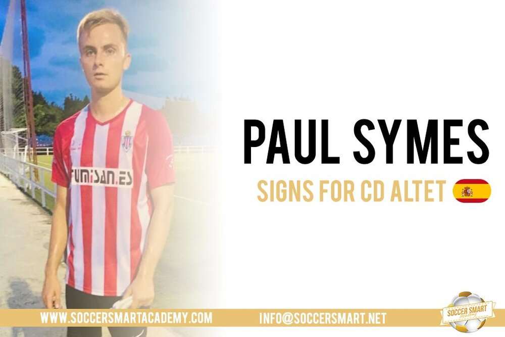 Good luck to Paul at CD Altet!