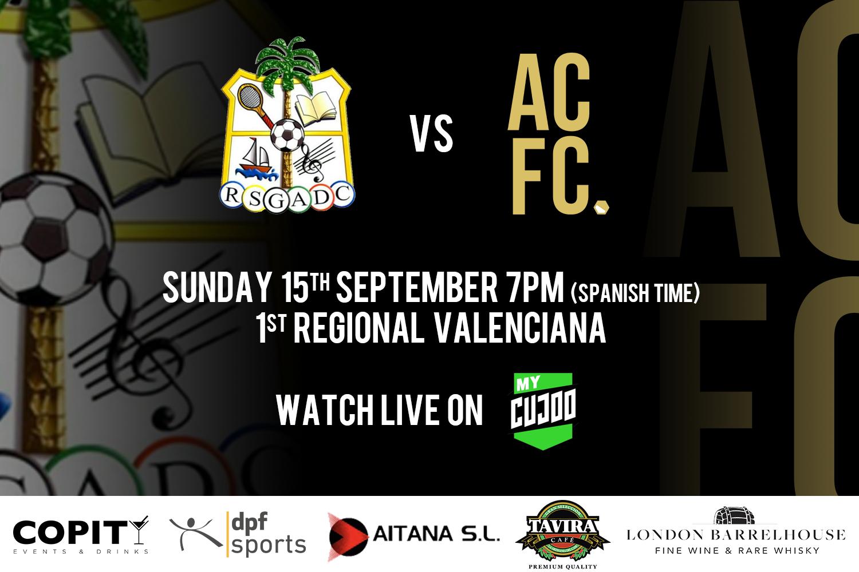 Alicante City FC begin their league season this weekend