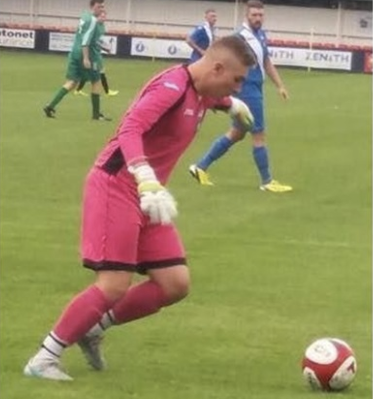 Joe Kirkham helped led his club's reserve side to the league title in Australia