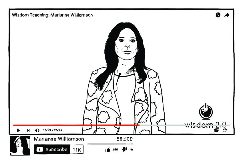 Wisdom Teaching: Marianne Williamson