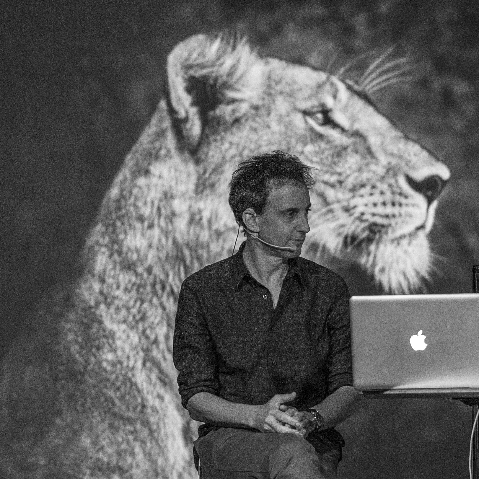 Nick Brandt - Artist Talk