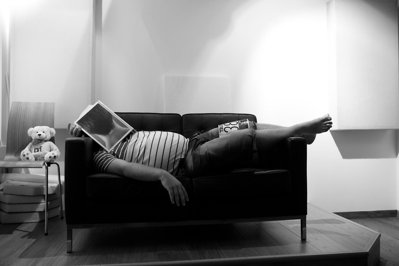 14. Soffpotatis | Couch potato | Haragán/Vago del sofá