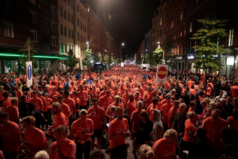 11. löparglädje - joy of running - la alegría de correr