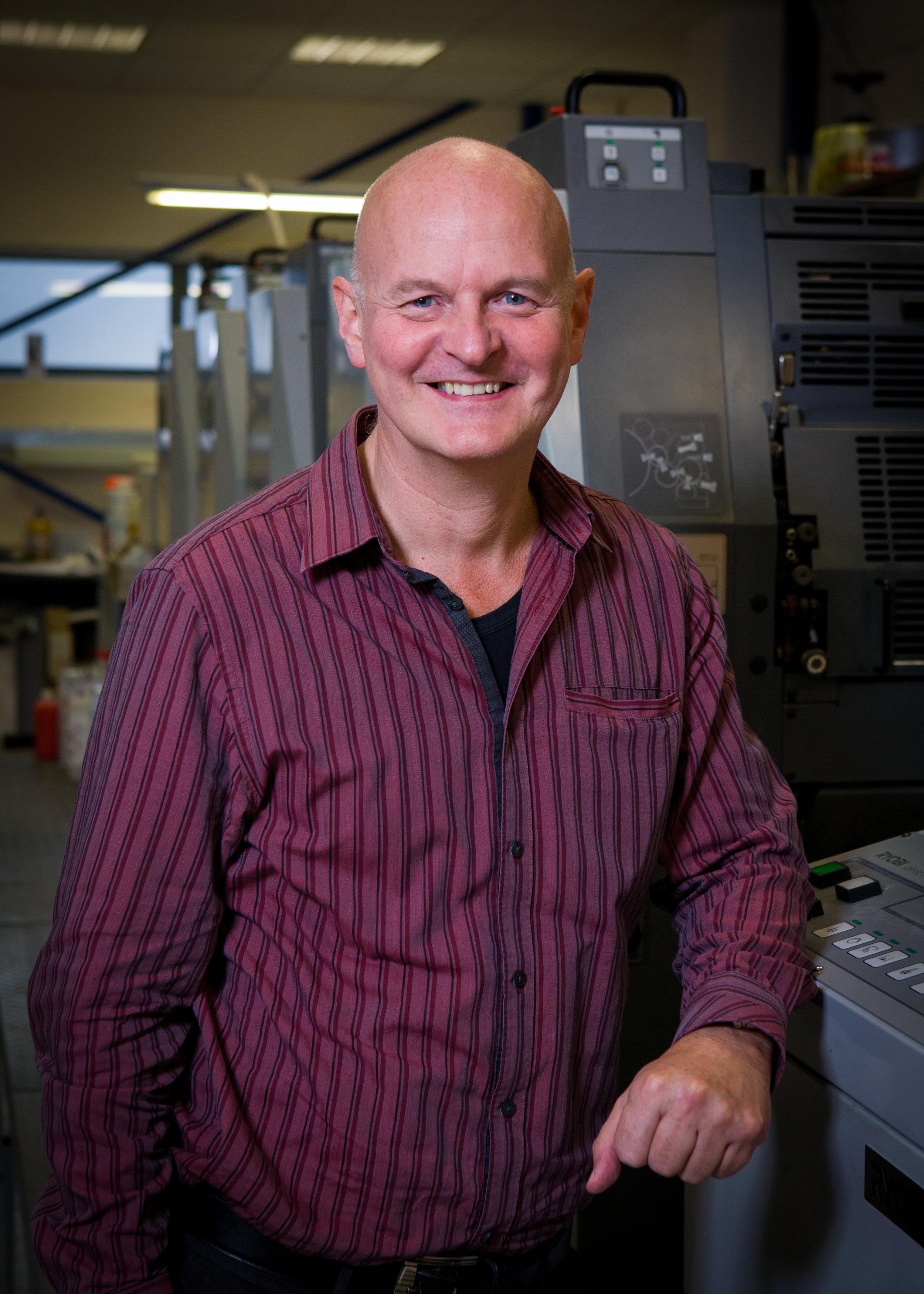 Steve Wenlock. Flexpress, Leicester.