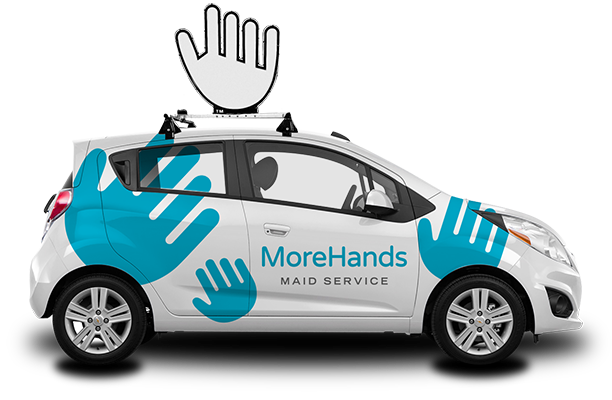 MoreHands maid service hired a Microsoft Access Programmer 17 years ago and grew the business using a custom MS Access database