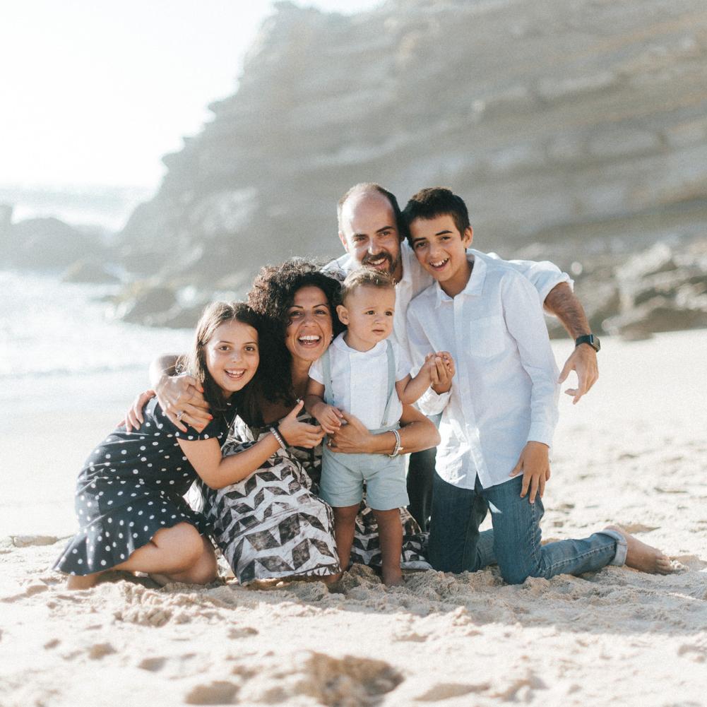 Sessão Família -