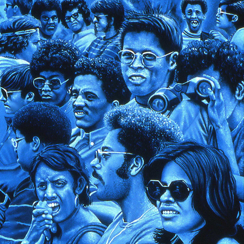 Blues Crowd