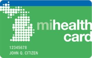 Una Tarjeta de Identificación de Medicaid