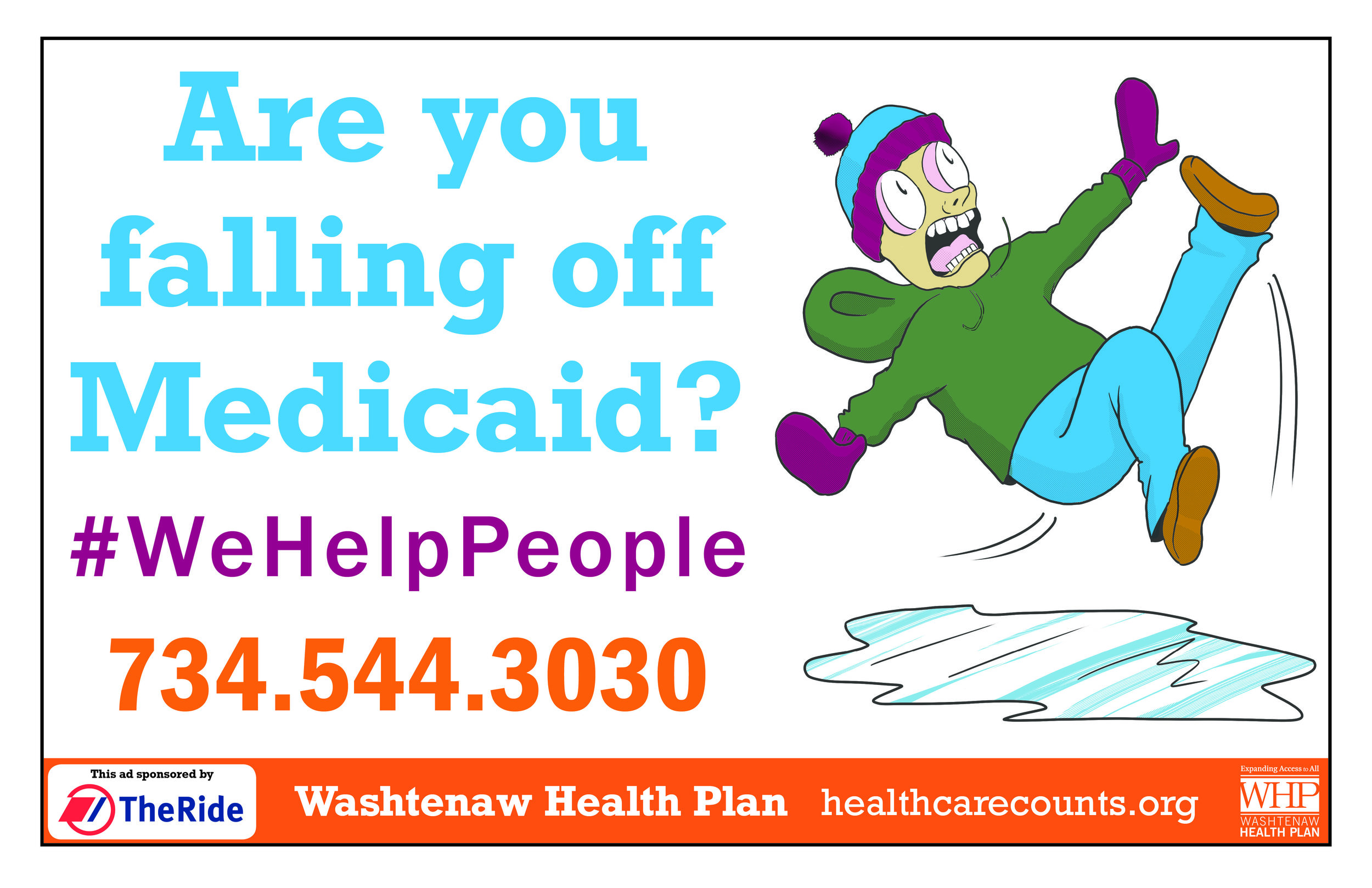 Washtenaw Health Plan Poster 2019 Slipping on Ice.jpg