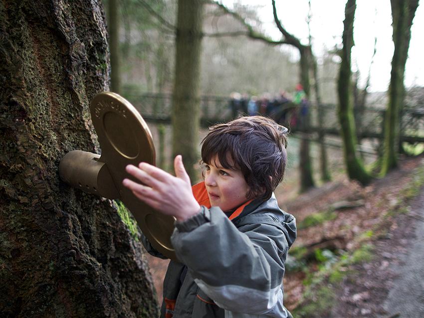 The Clockwork Forest, greyworld, 2011