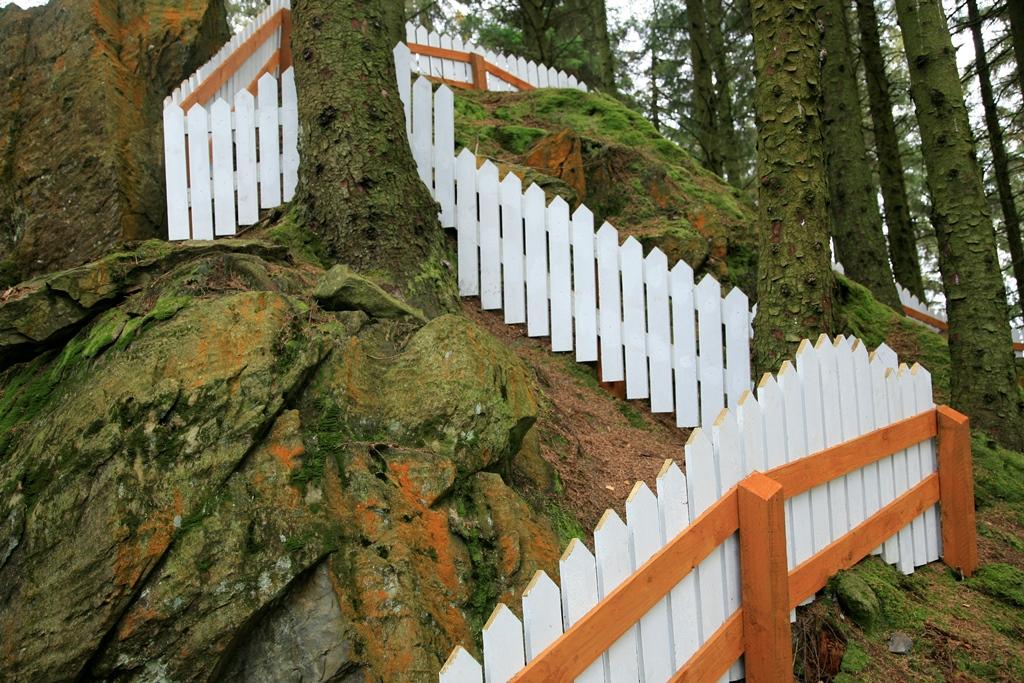 Please Close the Gate (Picket Fence), Gregory Scott-Gurner, 1998