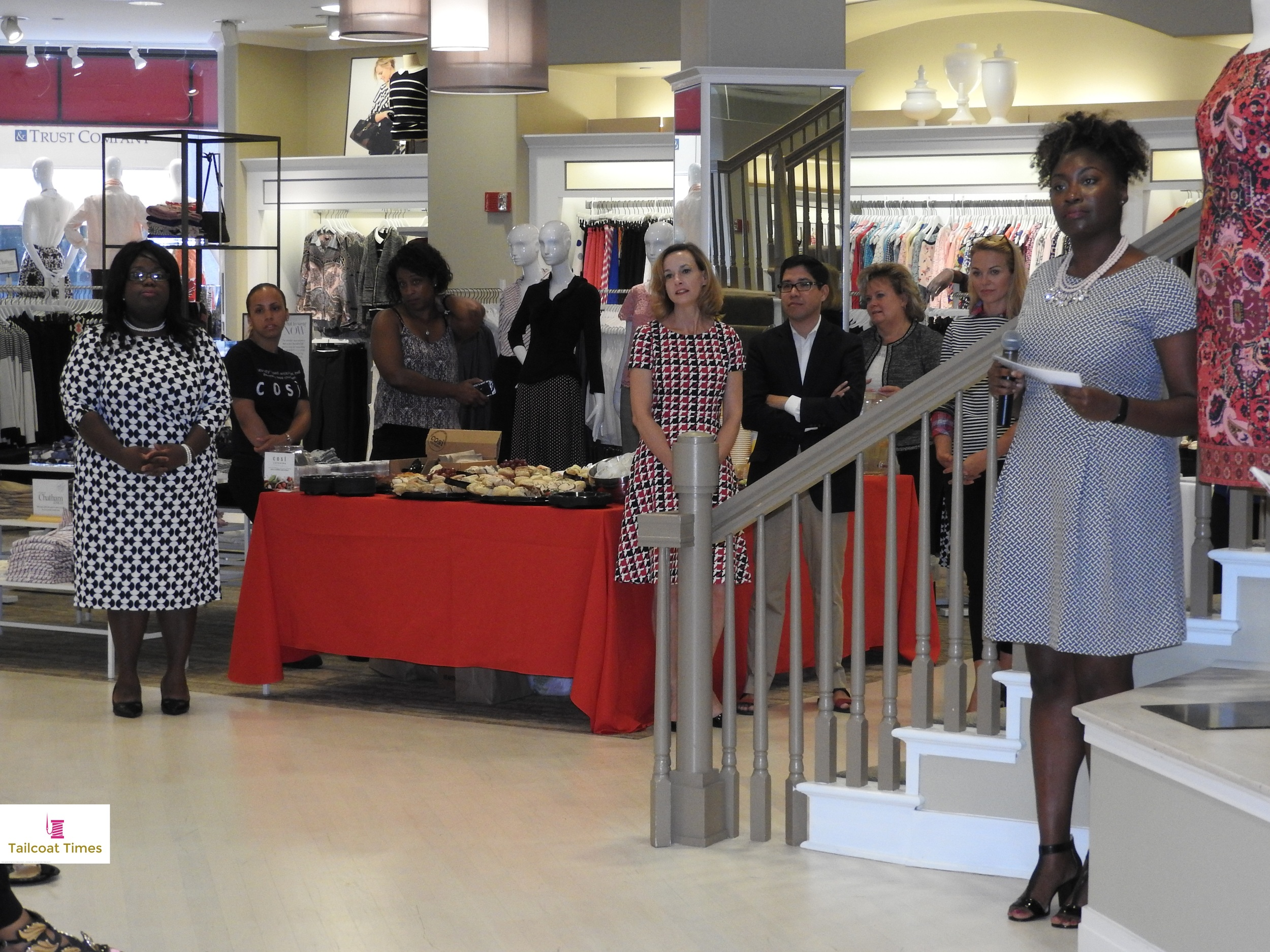 BCFWeek 2015 - Talbots - Host Section.JPG