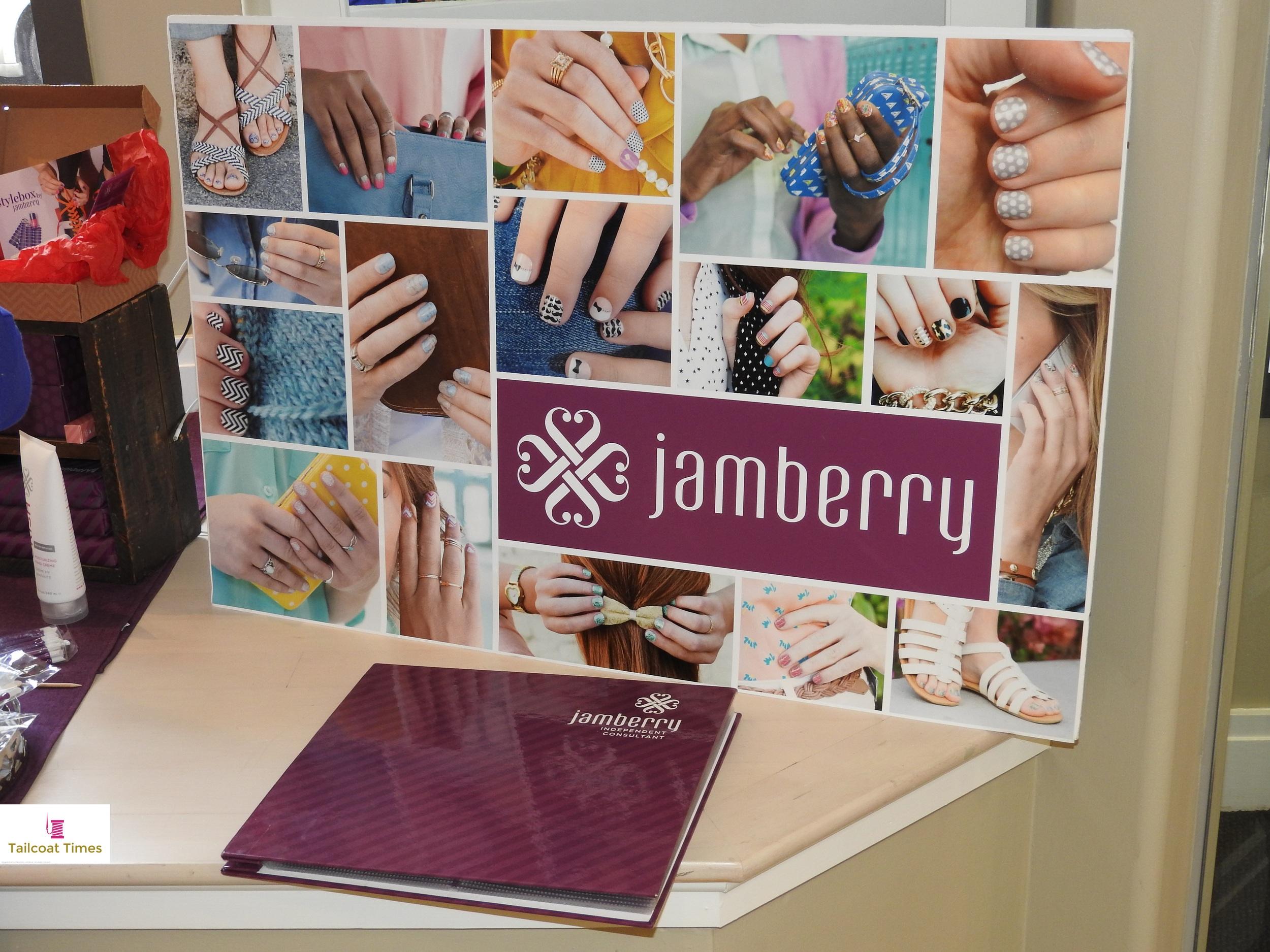 BCFWeek 2015 - Talbots - Jamberry 2.JPG
