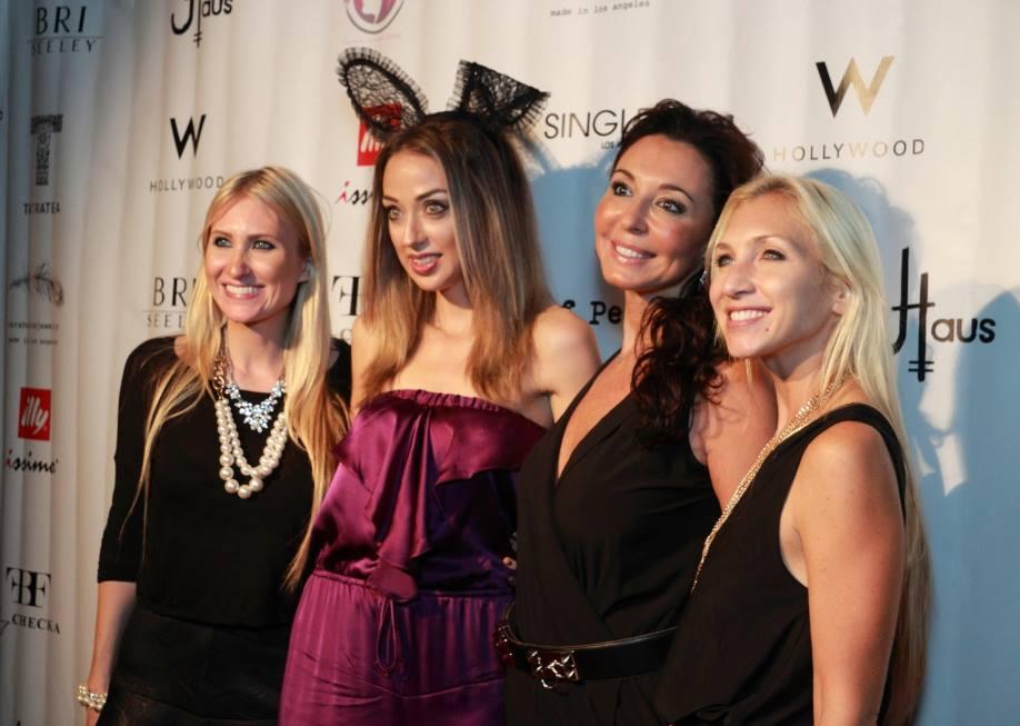 Single Fashion Show @ W Hotel Hollywood