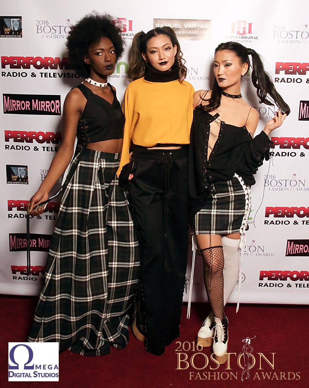 Boston Fashion Awards 2016 - Nomi Ganbold (Swagunir Ent.) & Friends