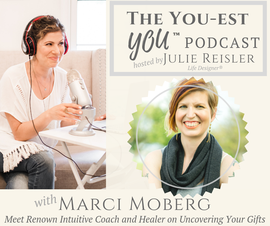 My latest podcast interview with Julie Reisler. Click image to listen!
