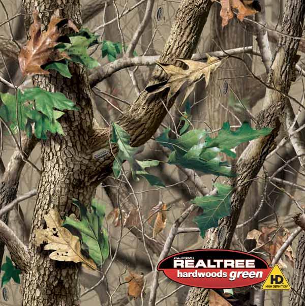 Realtree Hardwoods Green®