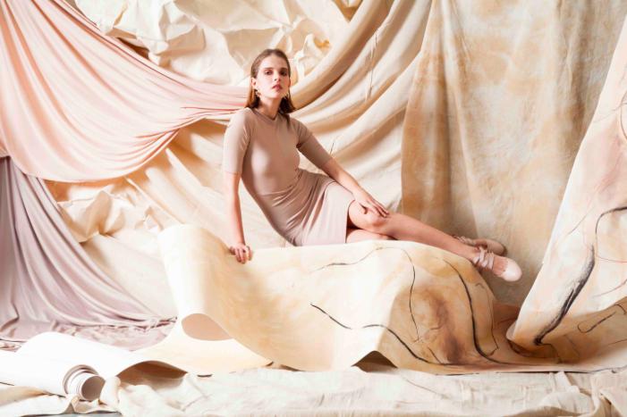 Photograph by  E liska Kyselkova  Model:Gabrielle Meys / MILK Agency