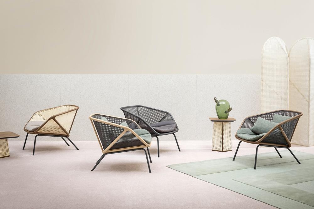 Colony Armchair For Miniforms Skrivo Stefan Krivokapic