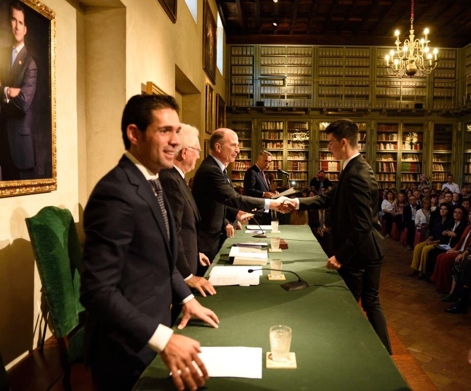 Pablo Lopez Muñoz, segundo premio | Foto: Juan Jesús (Centro Imagen)