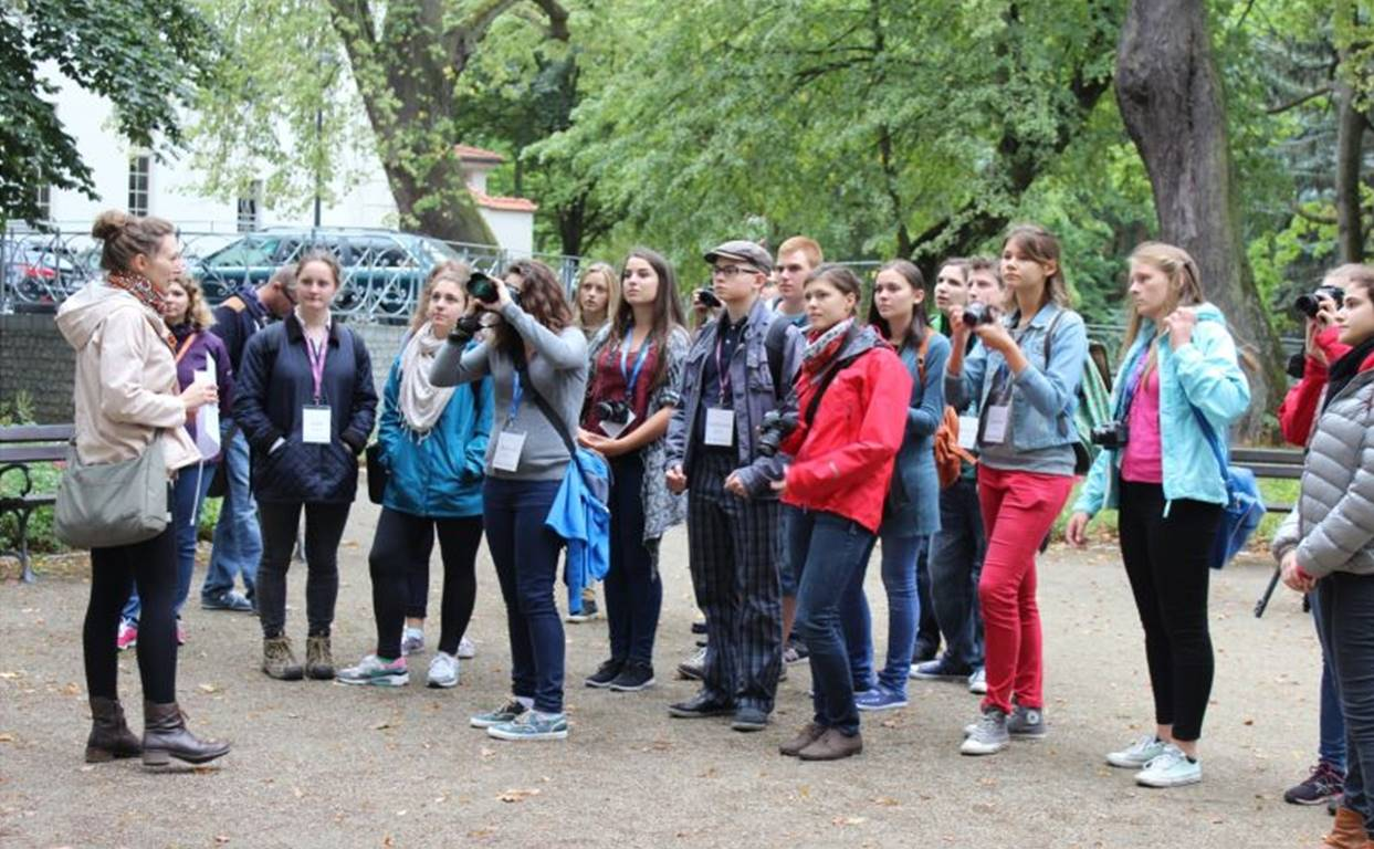 Participantes del «2nd Baltic Sea Youth Dialogue in Olsztyn 2015» | © Koerber-Stiftung