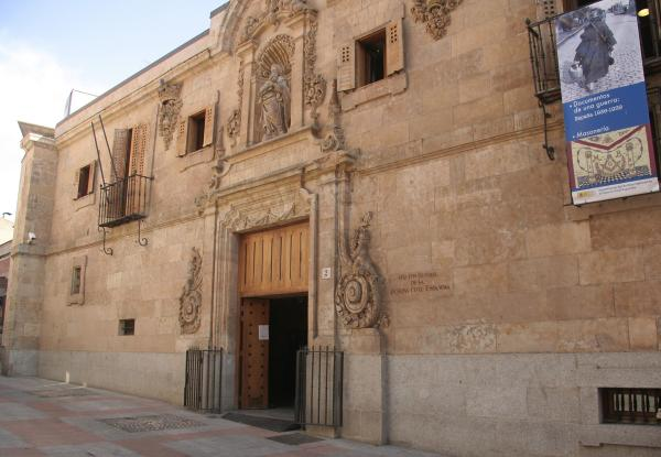 Centro Documental de la Memoria Histórica  © Globedia