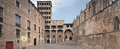 Archivo de la Corona de Aragón  © Turisme de Barcelona