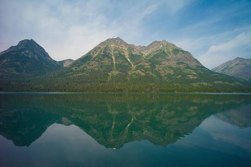 Waterton Glacier International Peace Park (Canada y EEUU) © Vincent Ko Hon Chiu