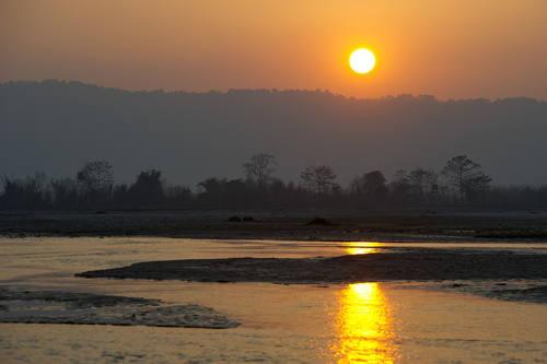 Chitwan National Park (Nepal) © Casper Tybjerg