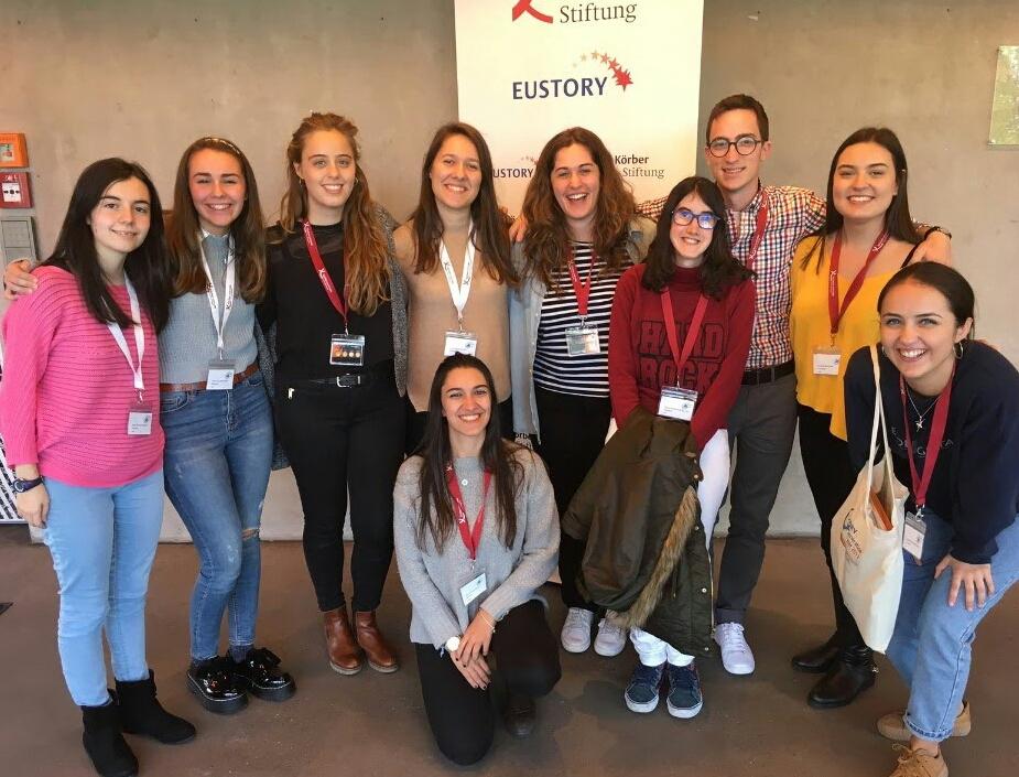 Participantes en el Next Generation Summit