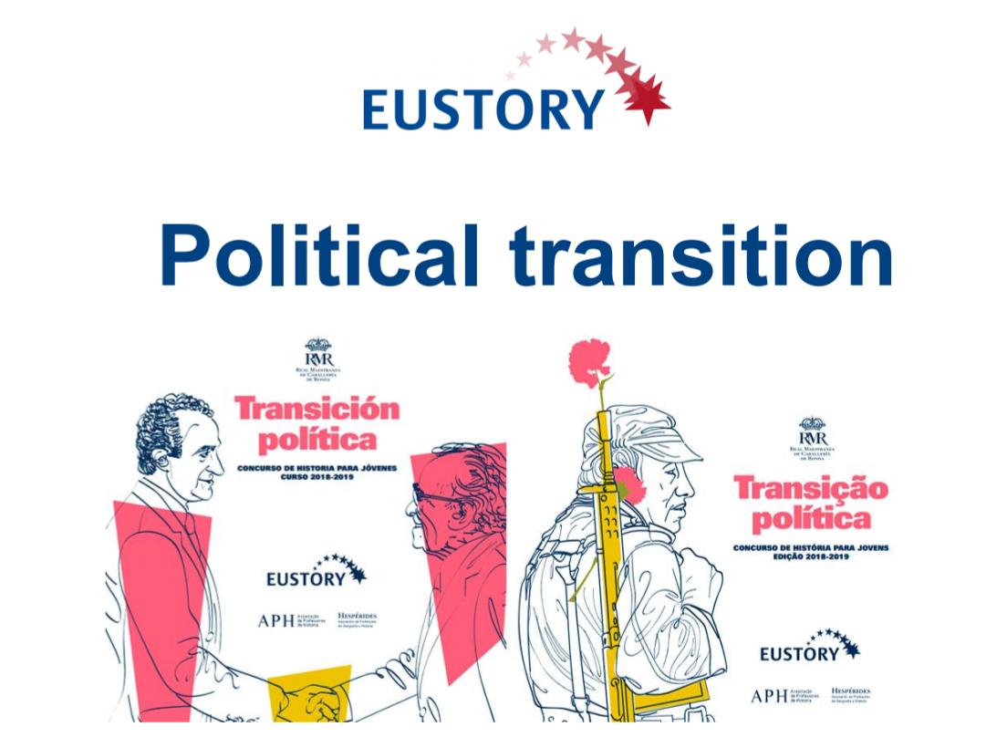 Haz clic en la imagen para descargar la presentación de Eustory Iberia.