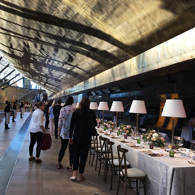 What a beautiful event hosted by @gmc_dmc_sales_office at the amazing #cuttysark  #eventprofs #gmc #london #worklife #workhardplayhard