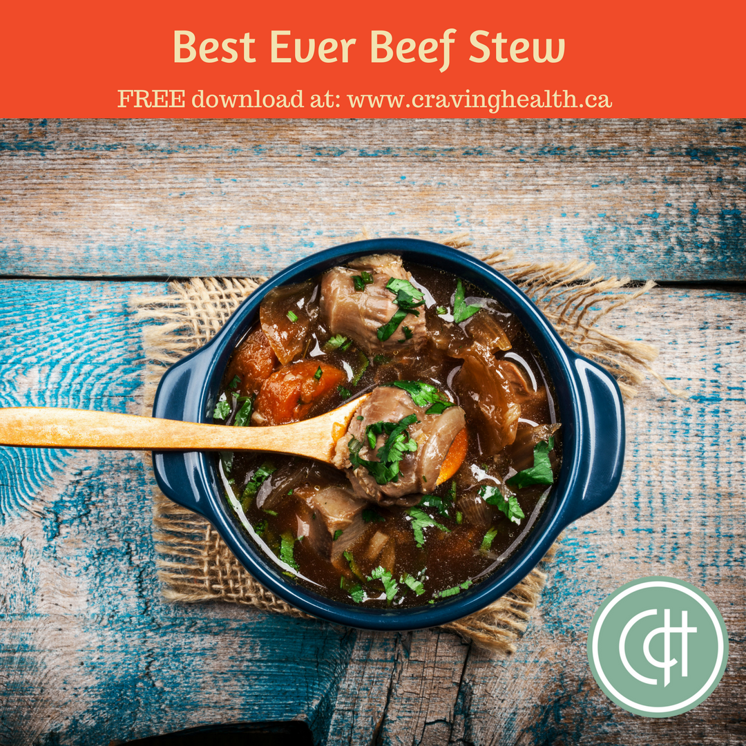 This classic warm-you-up stew is a quick and easy addition to your slow cooker recipes! Comforting on a winter day and packed with tons of hearty vegetables, you'll be back for seconds!