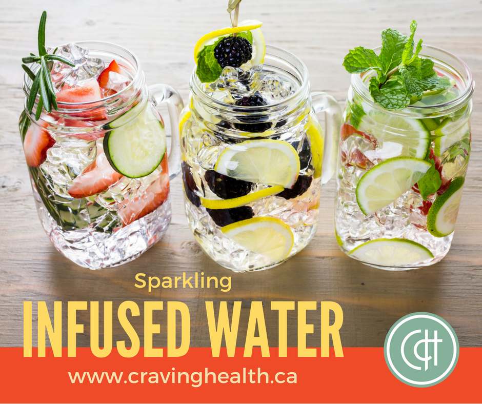Stay hydrated, happy, and refreshed with these quick & easy beverage concoctions.