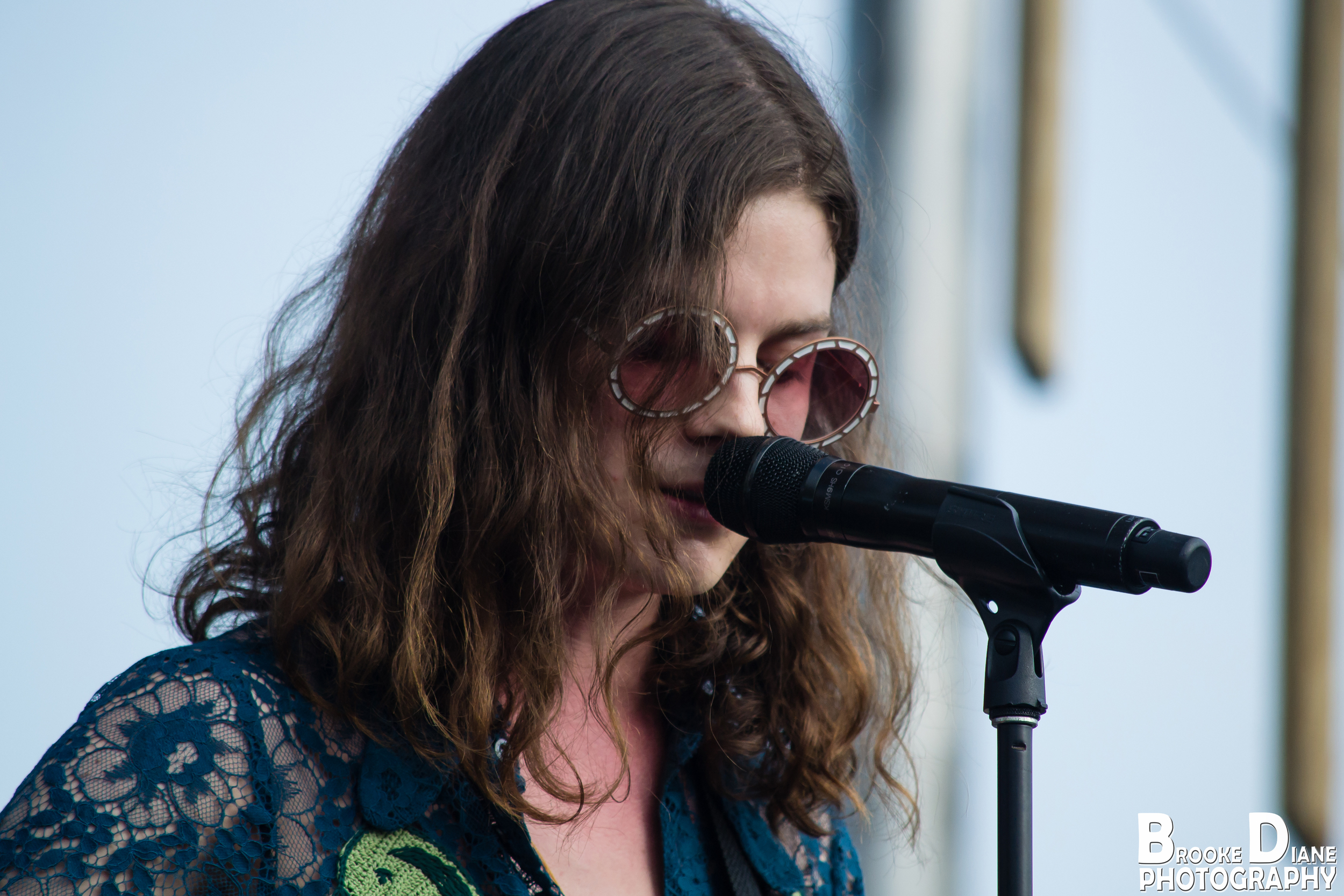 BØRNS, MTV Woodies 2016