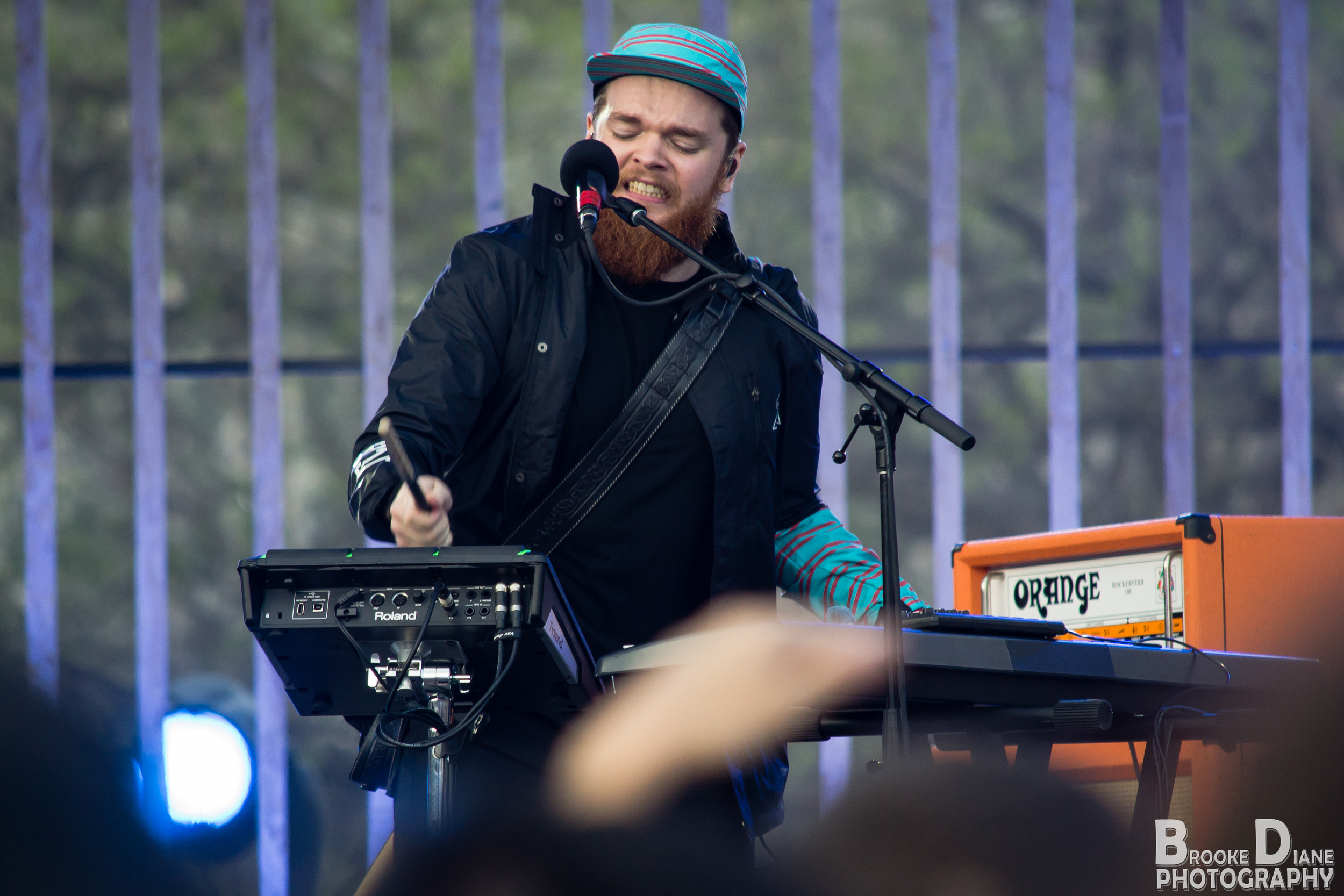 Jack Garratt, MTV Woodies 2016