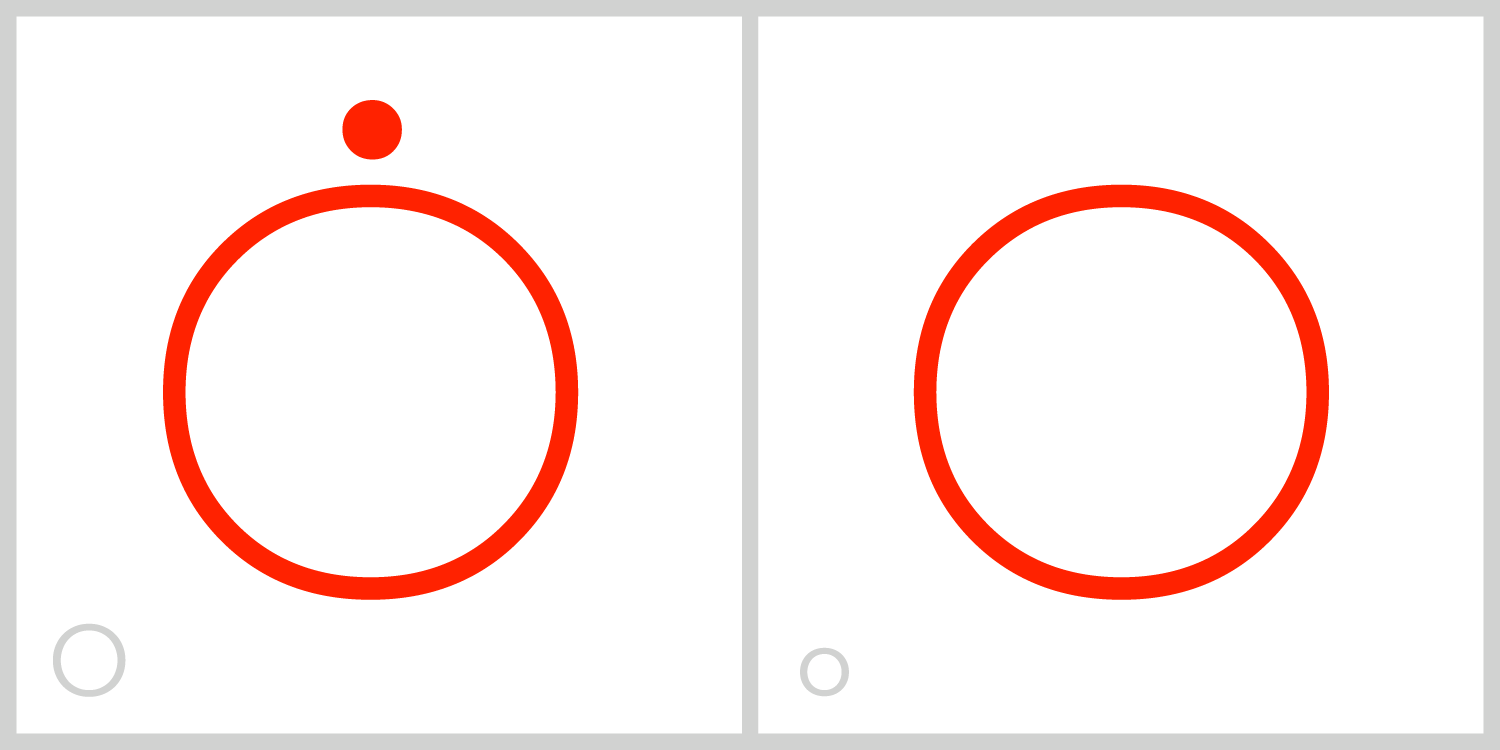 Oo  O is a circular letter and is the same as a Roman capital letter O.