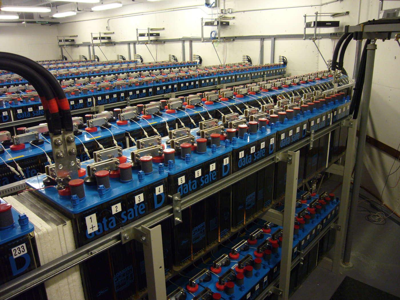 BTECH UPS Battery Monitoring Preventative Maintenance