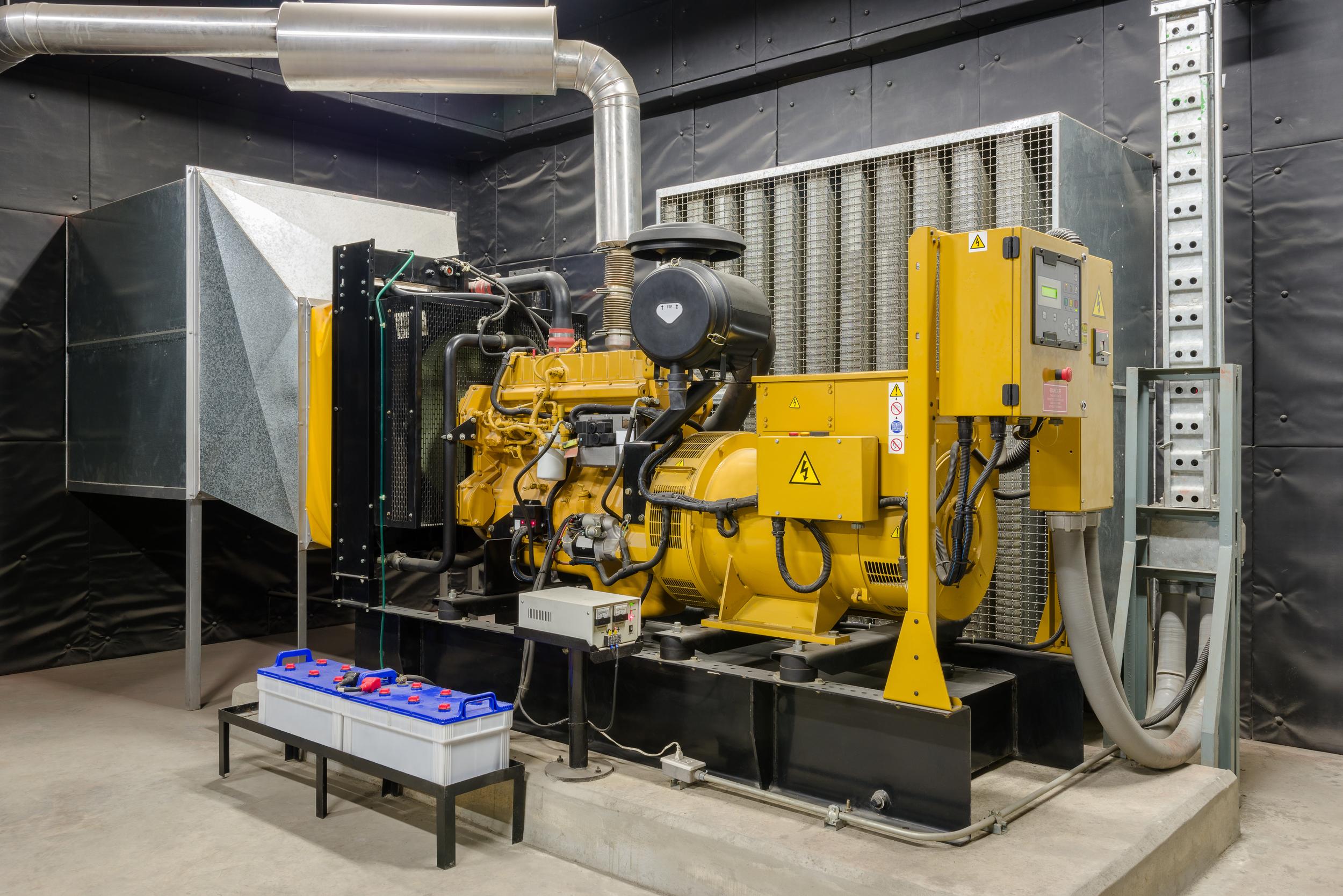 Generator Battery System