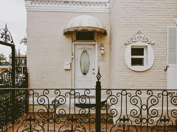 I am a house  [click the images to read Bridget's essays]