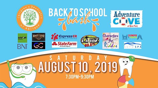 Come out to Adventure Cove for some FREE family fun! There will be fun prizes, drawings, music, your favorite characters and more! #DontMissOut #BackToSchoolBash #SpiderMan #Princesses